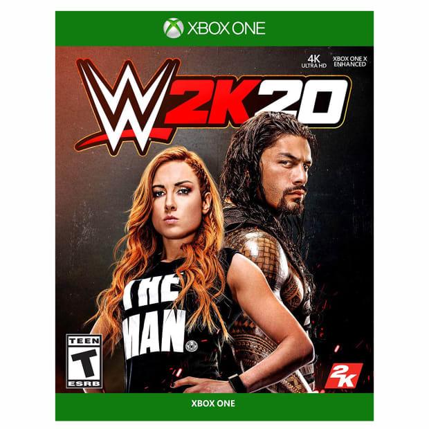 WWE 2K20 - Xbox One #1