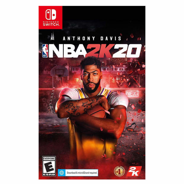 NBA 2K20 - Nintendo Switch #1