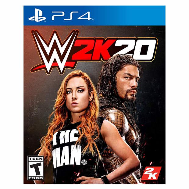 WWE 2K20 - PS4 #1