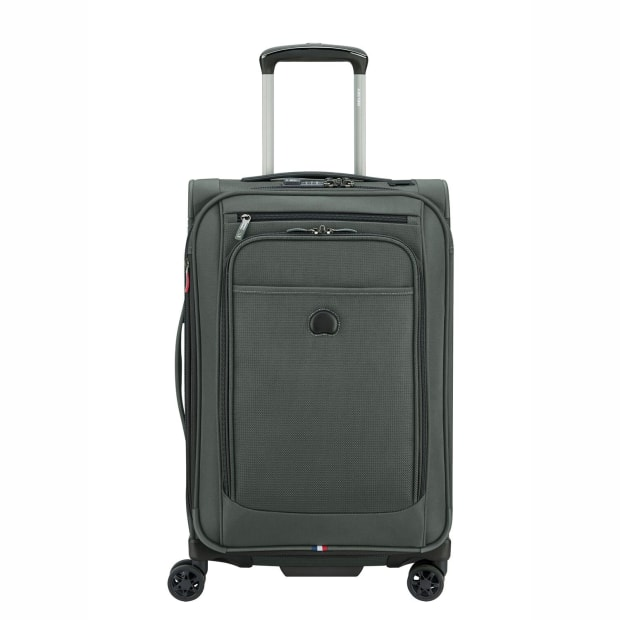 Delsey Helium Pilot 4.0 19'' Carry-On Spinner Trolley - Grey