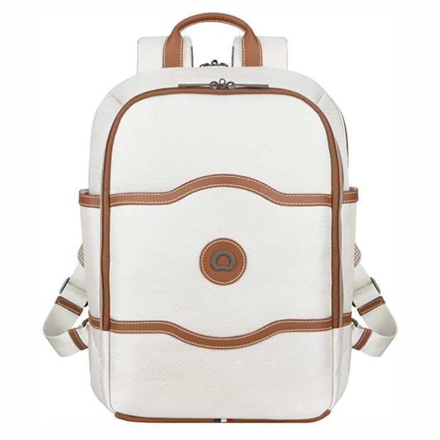 Delsey Chatelet Soft Air Backpack - Champagne #1