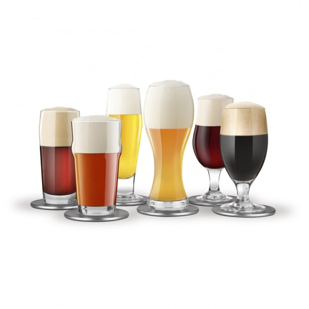 Final Touch® 13-Piece Beer Tasting Set #1