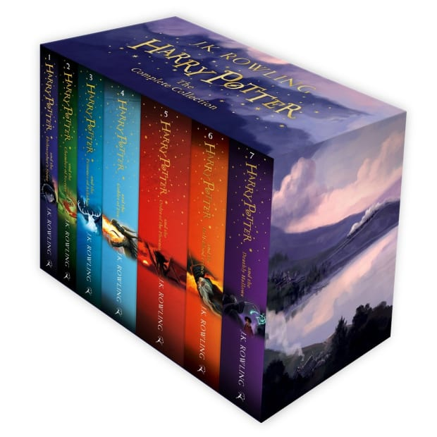 HARRY POTTER BOX SET: THE COMPLETE COLLECTION (CHILDREN'S PAPERBACK) by J.K. Rowling #1