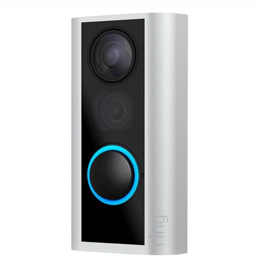 Ring Doorview Cam Wi-Fi Video Doorbell #1