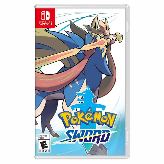 Pokemon Sword - Nintendo Switch