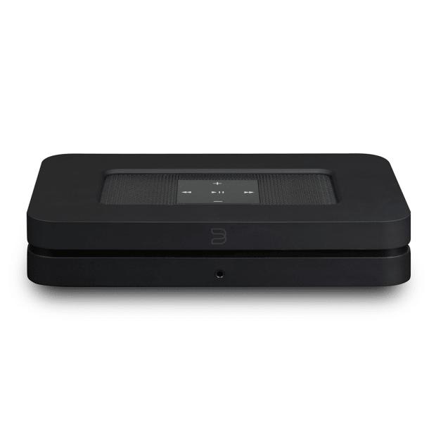 Bluesound NODE 2i Wireless Multi-Room Hi-Res Music Streamer - Black Matte #1