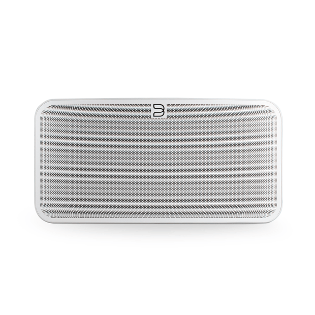 Bluesound PULSE MINI 2i Compact Wireless Multi-Room Music Streaming Speaker - White #1
