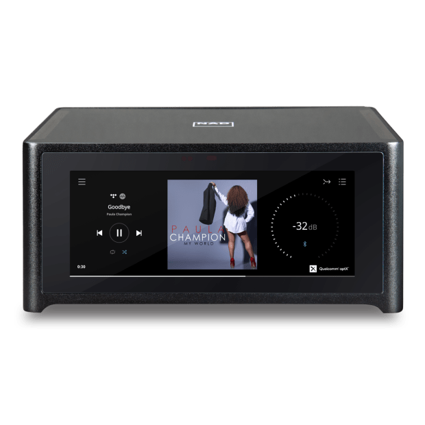 NAD M10 BluOS Streaming Amplifier #1