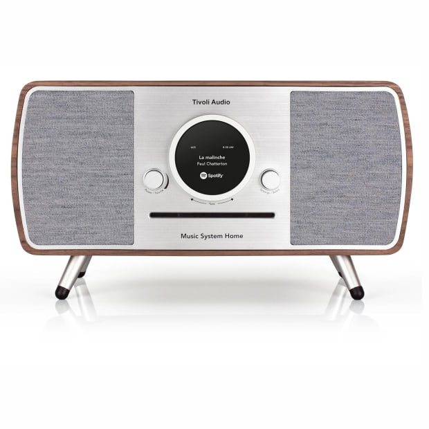 Tivoli Music System Home All-In-One Smart System - Walnut #1