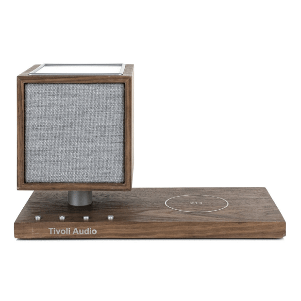 Tivoli Revive Blutooth Speaker with Wireless Charging Pad and Lamp #1