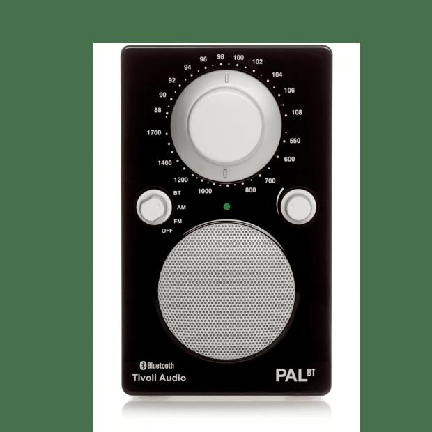 Tivoli The PAL™ BT Bluetooth Portable Radio - Glossy Black #1