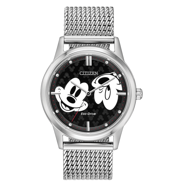 Citizen Eco-Drive Mickey Mouse Unisex Watch #1