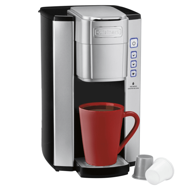 Cuisinart™ Compact Single-Serve Coffeemaker #1