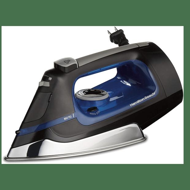 Hamilton Beach® Retractable Cord Iron