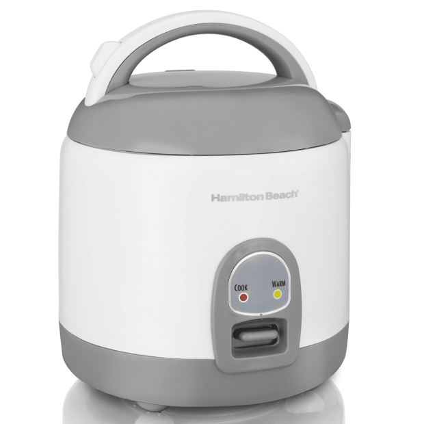 Hamilton Beach® 2-8 Cup Capacity (Cooked) Rice Cooker #1