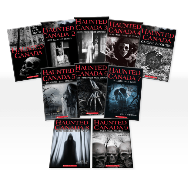 Haunted Canada: 10 Book Bundle by Joel A. Sutherland