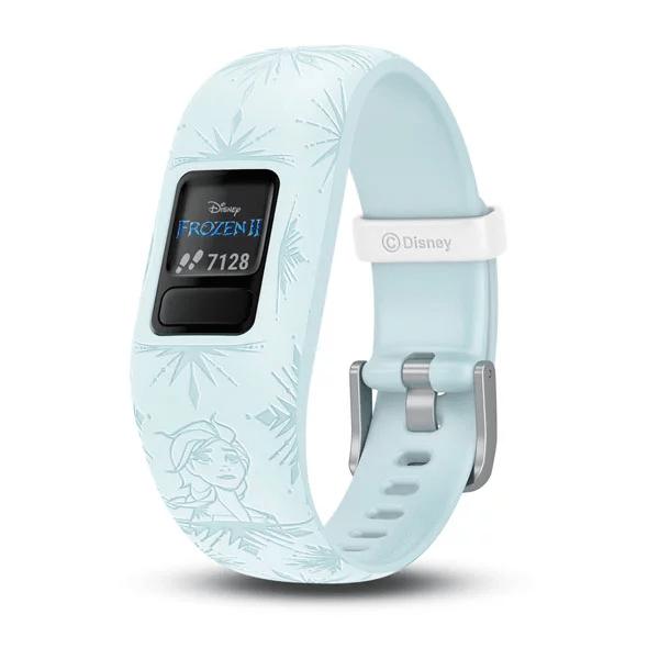 Garmin® Vivofit® jr. 2 Disney Frozen 2 Elsa Adjustable Fitness Tracker - Light Blue #1
