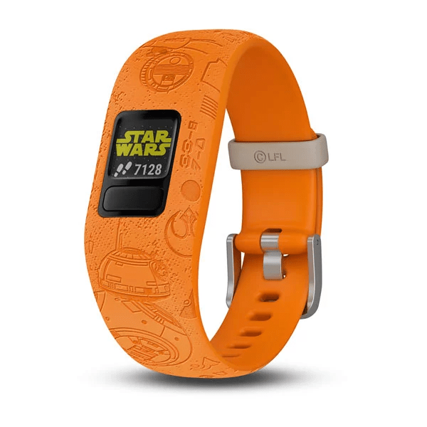Garmin® Vivofit® jr. 2 Star Wars Light Side Adjustable Fitness Tracker - Orange #1