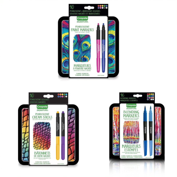 Crayola Art Set for Adults
