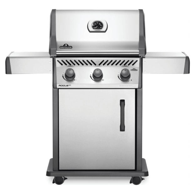Napoleon Rogue XT 425 Grill - Stainless Steel - Natural Gas