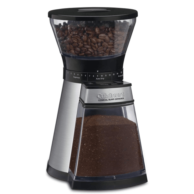 Cuisinart® Programmable Conical Burr Mill #1