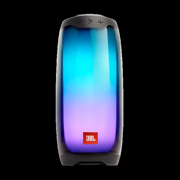 JBL Pulse 4 PortableBluetooth Speaker - Black #1