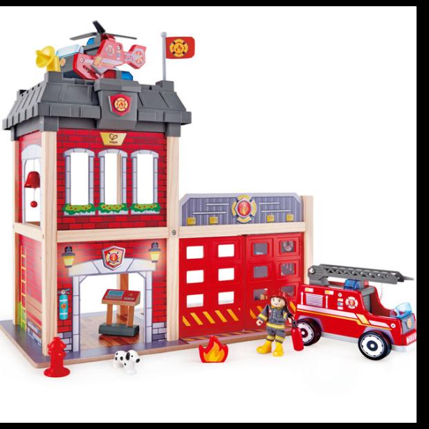 Hape City Fire Station #1