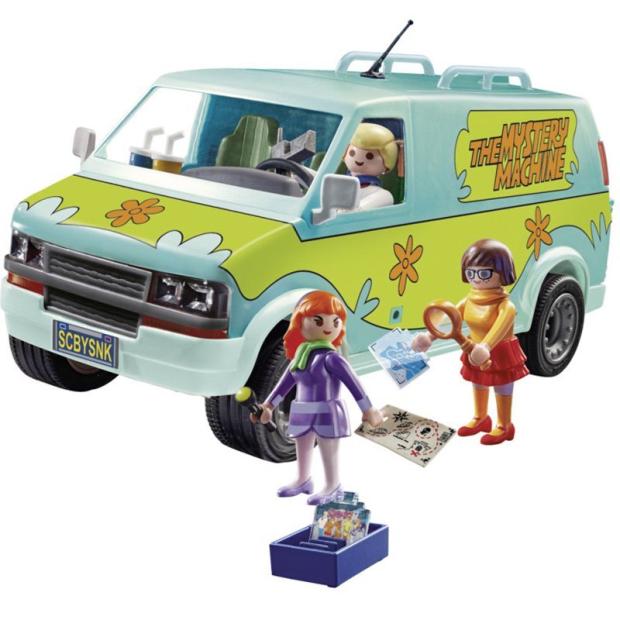 Playmobil SCOOBY-DOO! Mystery Machine #1