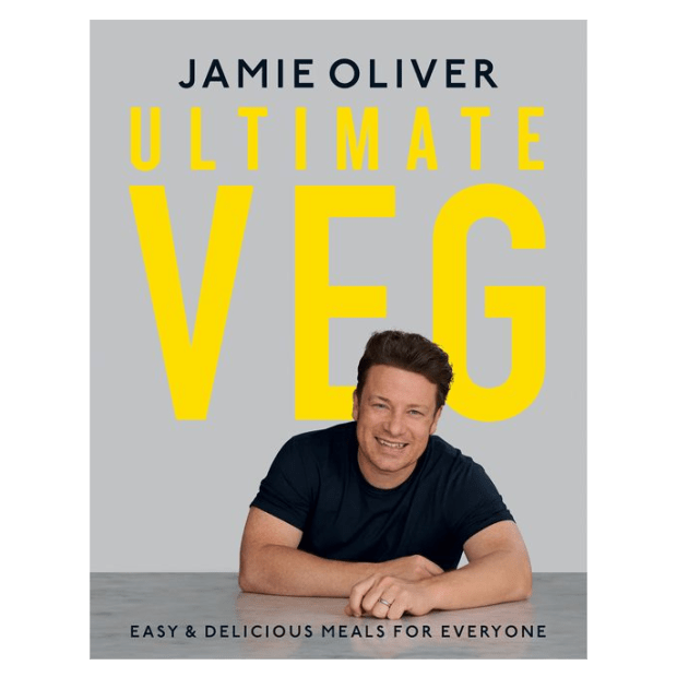 ULTIMATE VEG: EASY & DELICIOUS MEALS FOR EVERYONE by Jamie Oliver