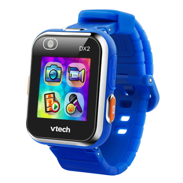 Vtech Kidizoom - French Version Smartwatch Dx2 - Midnight Blue