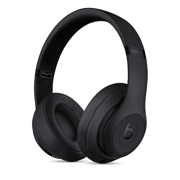 Beats Studio3 Wireless Over‑Ear Headphones - Matte Black #1