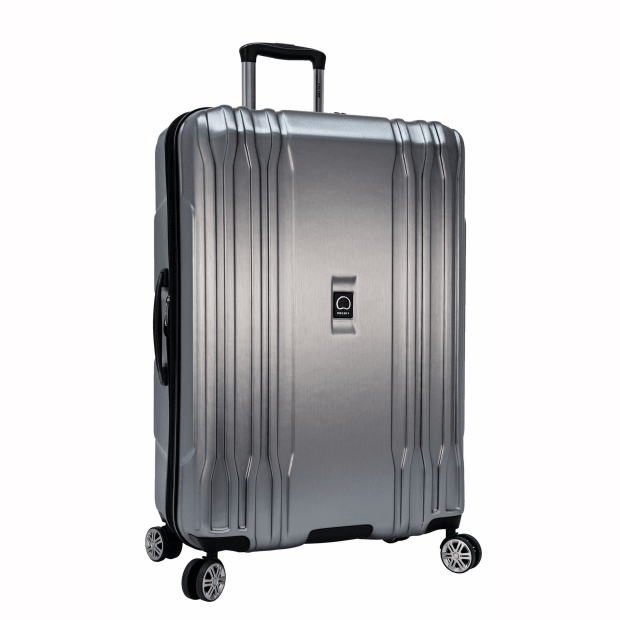 Delsey Eclipse Lite 28'' Expandable Spinner Trolley - Titanium #1