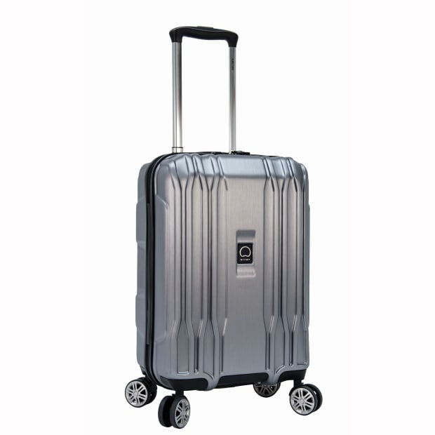 Delsey Eclipse Lite 19'' Carry-on Spinner Trolley - Titanium