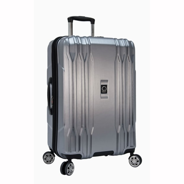 Delsey Eclipse Lite 24'' Expandable Spinner Trolley - Titanium