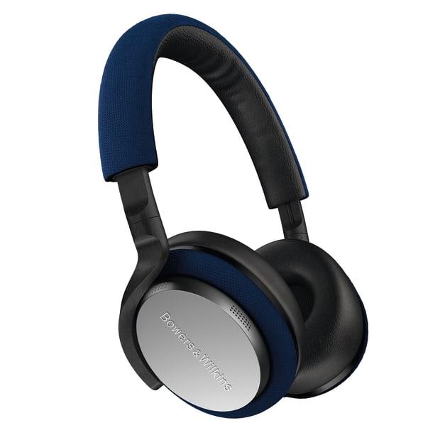 Bowers & Wilkins PX5 On-Ear Noise Cancelling Wireless Headphones - Blue #1