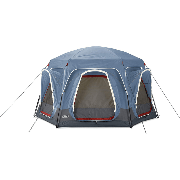 Coleman 6-Person Connecting Modular Tent System with Fast Pitch Setup - Blue #1