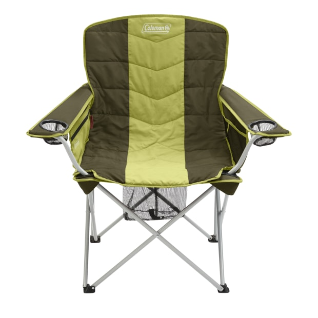 Coleman All-Season Folding Camp Chair with Removable Insulated Cover - Olive #1
