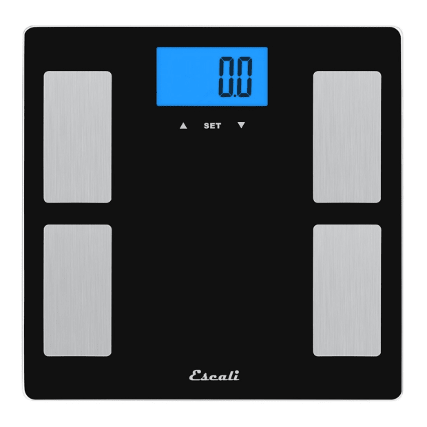 Escali Goal Tracking Body Composition Scale #1