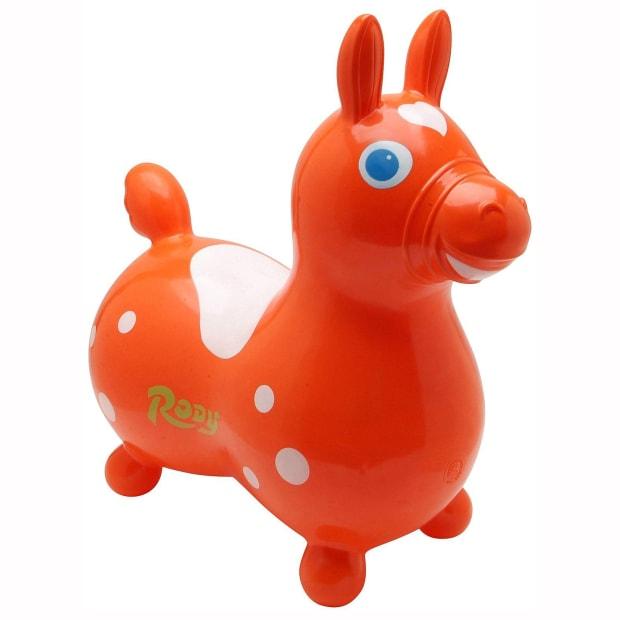 Gymnic® Rody The Hopping Horse - Orange