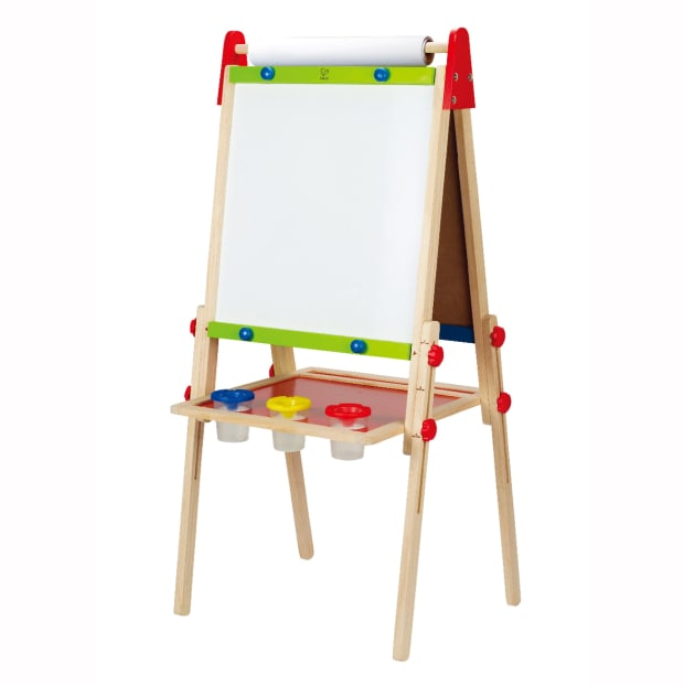 Hape Magnetic All-in-1 Easel #1