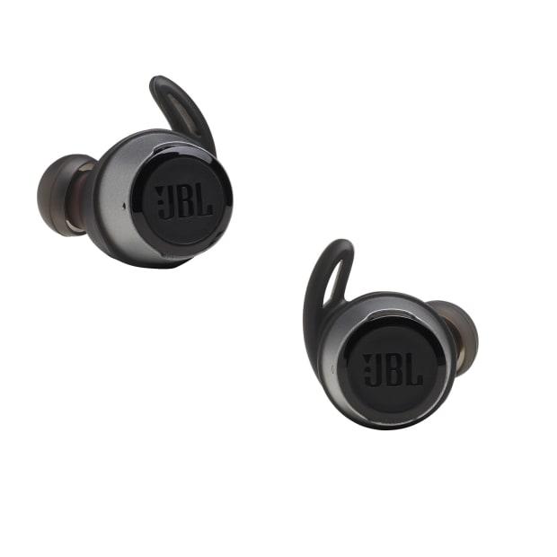 JBL Reflect Flow True Wireless Sport Headphones - Black #1