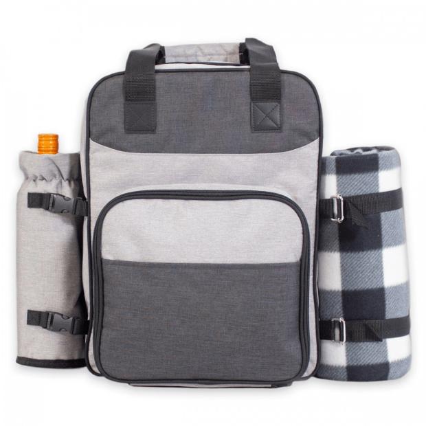 Kuma Creekside Picnic Backpack - Grey #1