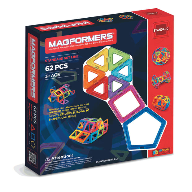 Magformers® Extreme FX 62-Piece Set