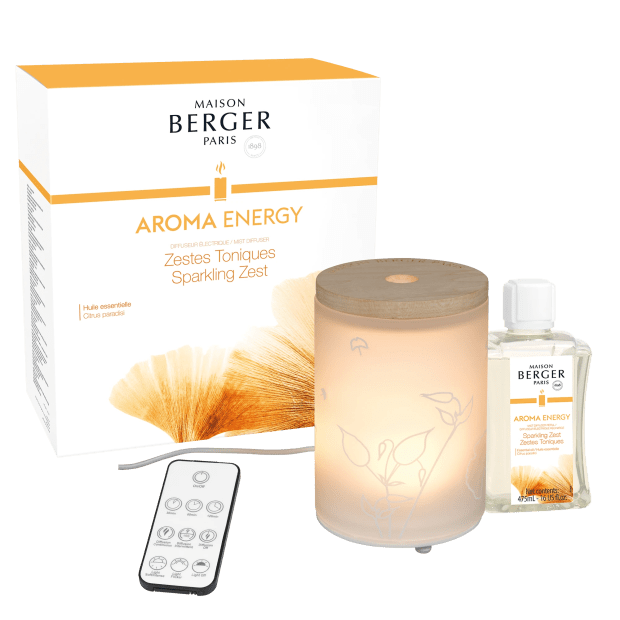 Maison Berger Aroma Energy Mist Diffuser - Sparkling Zest #1