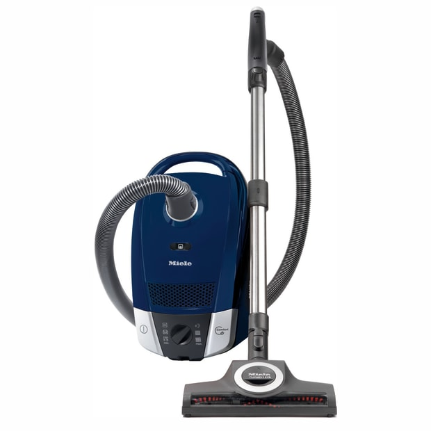 Miele Compact C2 Total Care Canister Vacuum #1