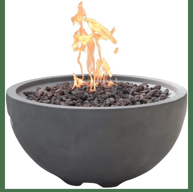 Modeno Nantucket Fire Bowl - Liquid Propane #1