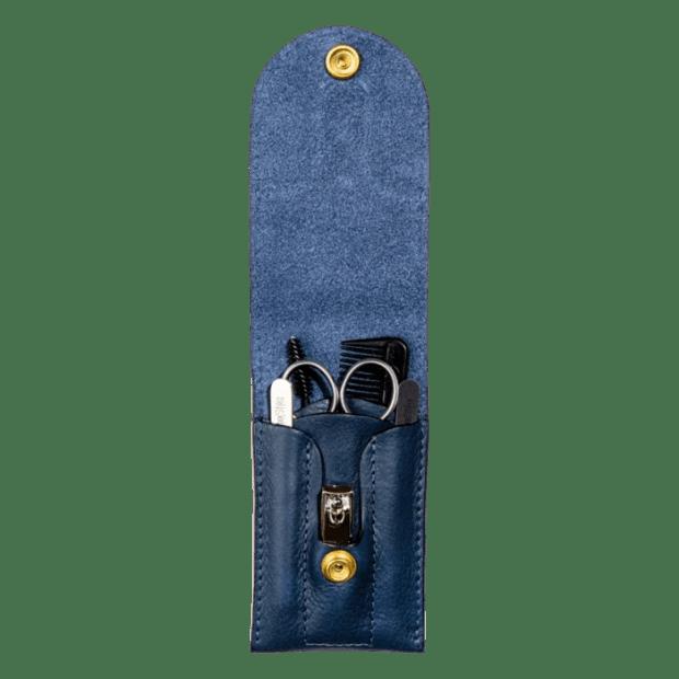 Monte & Coe X Artestile 4-Piece Grooming Kit - Navy #1
