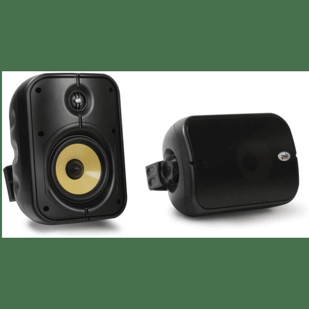 PSB CS500 Universal Indoor/Outdoor Speakers - Set of 2 - Black #1
