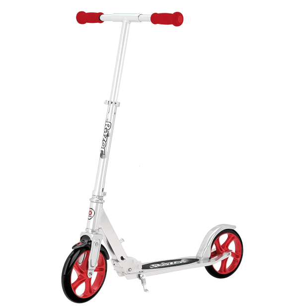 Razor® A5 Lux Scooter - Red #1