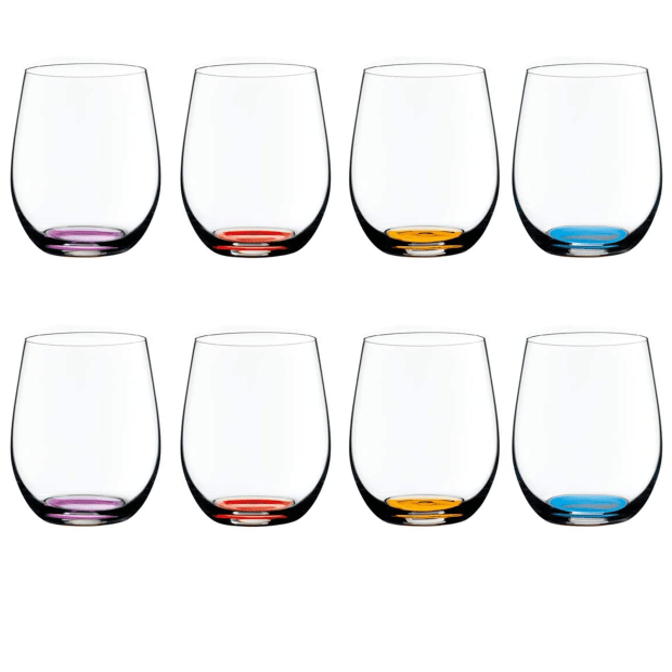 Riedel Volume 2 Happy O Collection Wine Tumbler - Set of 8 #1